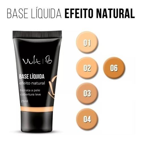 base líquida vult