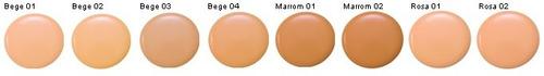 base líquida vult com efeito matte 26g -  frete grátis
