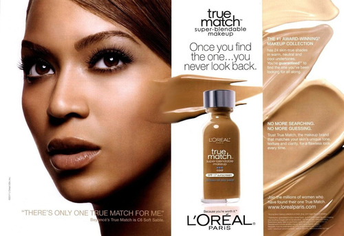 base loreal  true match