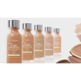 Base L'oréal True Match Tonos N5, N5.5, N8 Y W6, Originales!