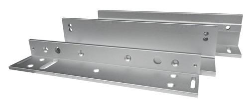 base lz cerradura electromagnetica 600lbs - 3 piezas