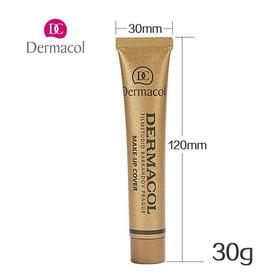 Base Maquillaje Dermacol Cobertura Maxima  Tienda Virtual