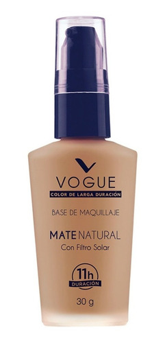 base maquillaje mate controla brillo acabado natural vogue