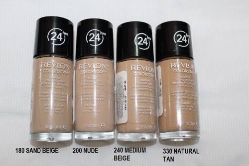 b0fcb1ad8 Base Maquillaje Revlon Colorstay Piel Mixta A Grasa 220 - Bs. 950,00 ...