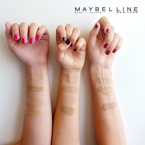 base maquillaje rostro maybelline