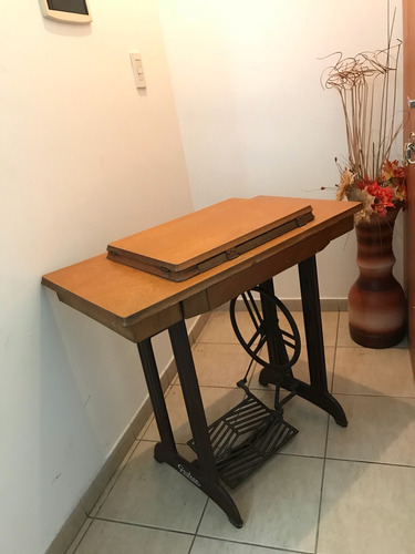 base  máquina de coser godeco, vintage