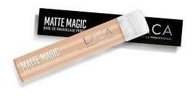base matte magic laca