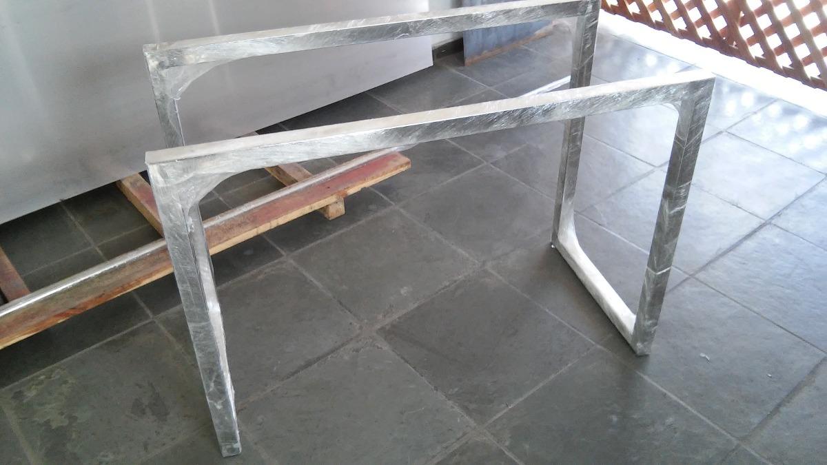 Base De Mesa De Cozinha Em Aço Inox 304 100 X 50 X 76 R 1199