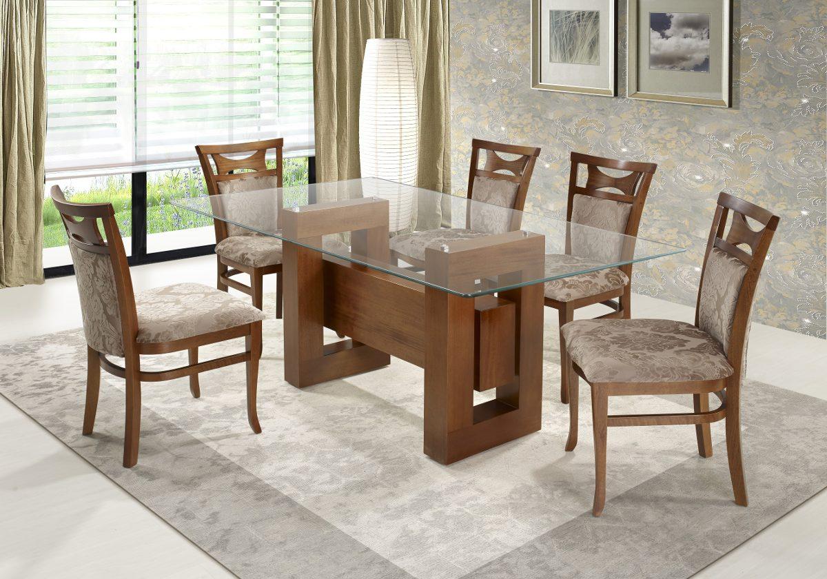 Base mesa jantar laminado de jequitib op es de for Bases de mesas cromadas