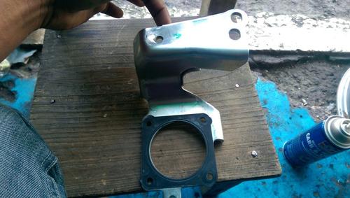 base metal cuerpo de aceleración nissan rogue