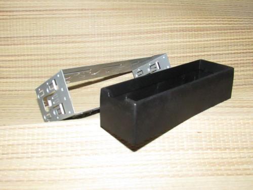 base metalica de un din,separadora con marco