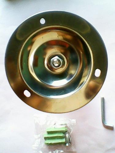 base metalica giratoria para camaras bala profesional cctv