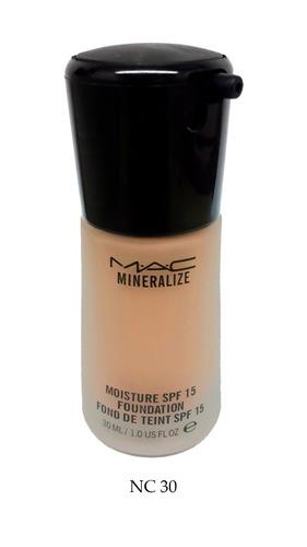 base mineralize moisture spf 15 + labial mac + envío gratis