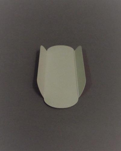base mini 14x3,5x1,5 cm (x100u) porta eclairs churros - 205