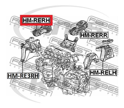 base motor derecha  rh honda  crv  2007 a 2012