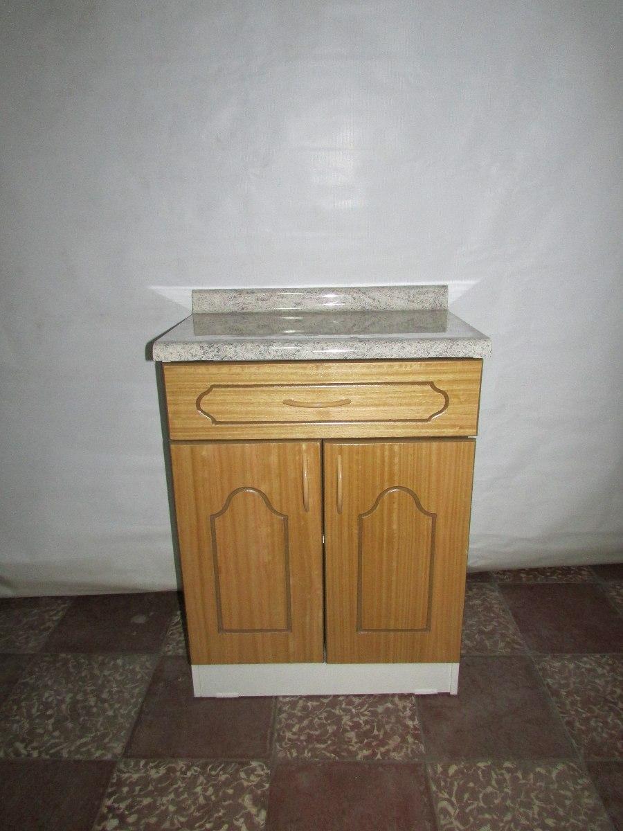 Base Mueble Cocina Puertas En Eucalipto, Despacho A Domicili ...