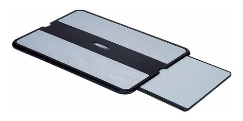base notebook cama + pad portatil liviano ergonomico aidata
