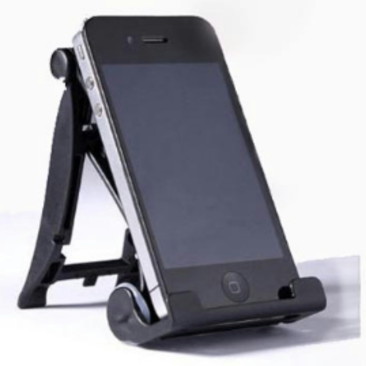 Base o soporte para celular tablet o smartphone 100 for Soporte para movil mesa