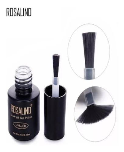 base o top coat para esmaltes semipermanentes