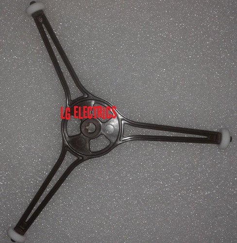 base o varilla porta plato microondas lg nueva-original lg