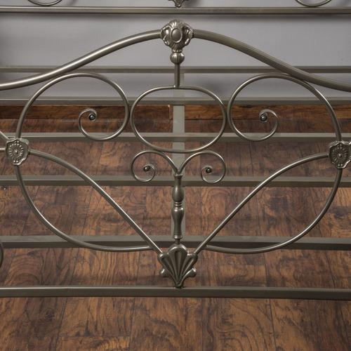 base para cama de metal  king size