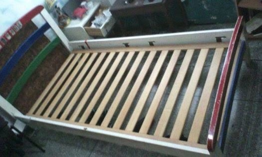 Base para cama individual bs en mercado libre for Base para cama individual precios