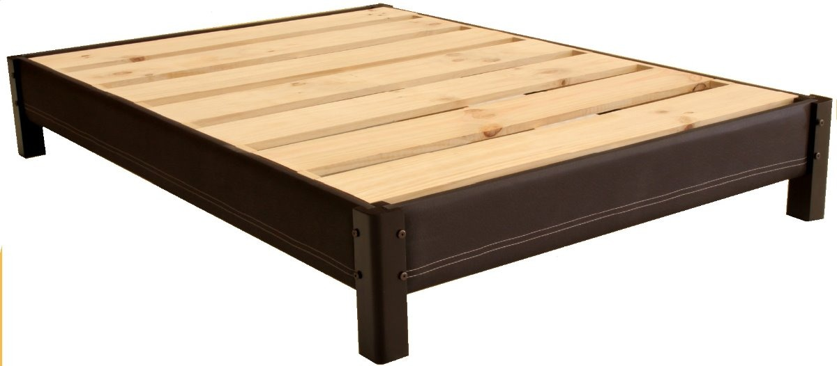base para cama king size econ mica de madera desarmable 5 en mercado libre. Black Bedroom Furniture Sets. Home Design Ideas