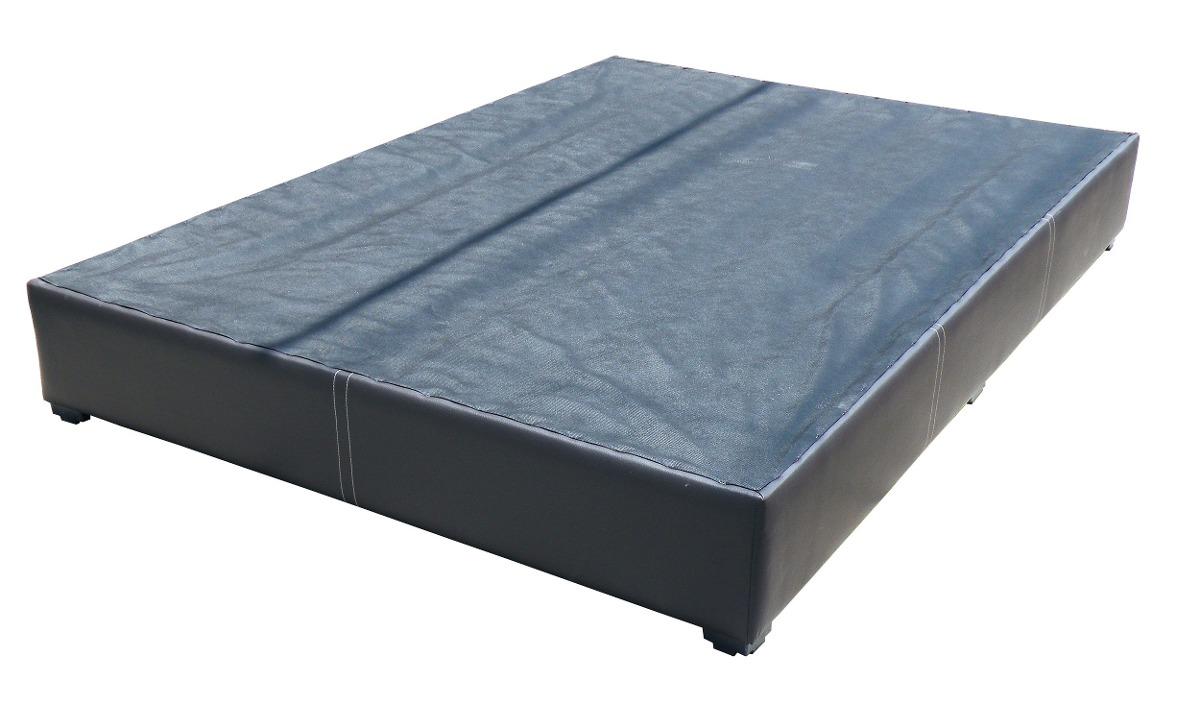 Base para cama matrimonial o individual colores barato for Base para cama matrimonial minimalista