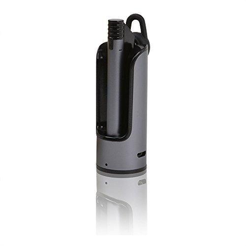 base para coche con micrófono bluetooth