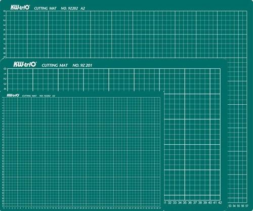 base para corte kw-trio de 45*60cms. dibujo patchwork