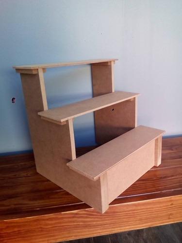 base para cupcakes escalonada tamaño chico/mesa de postres