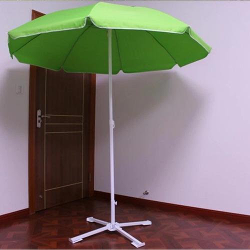 base para guarda sol suporte ombrelone em metal dobravel