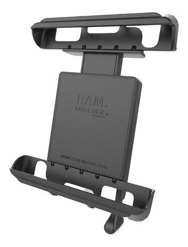 base para ipad 1-4 y base de bloqueo ram mounts