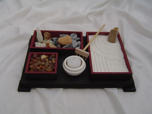 Base para jardin zen adorno meditacion souvenir decoracion    72 ...