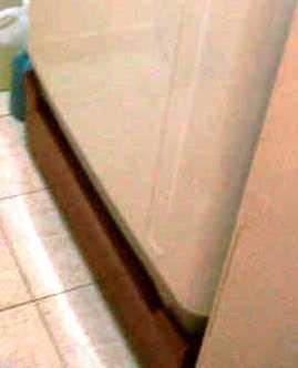 base para lavadora decorativa