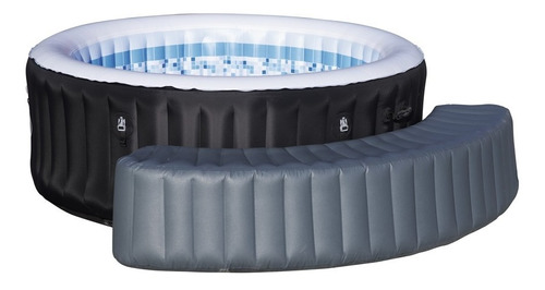 base para lay-z-spa surround 2.00m x 40cm x 40cm - bestway