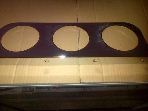 base para luz de 4 pulgadas para camión rf: l45