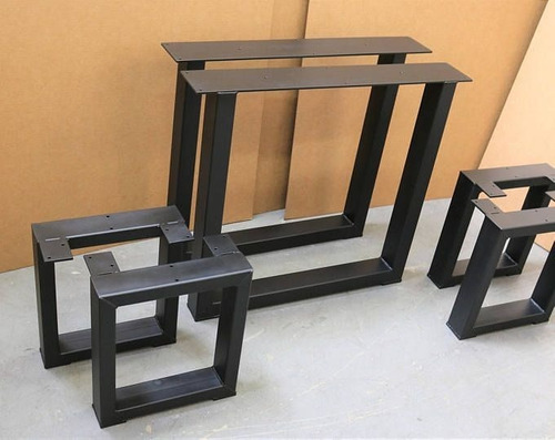 base para mesa comedor industrial vintage