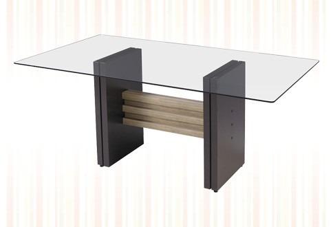 Vidrios para mesas mesa para comedor vidrio mm sin for Bases para mesas de vidrio comedor