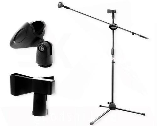 base para micrófono de mano pedestal incluye piaña