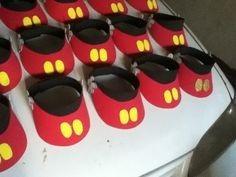 base para muffins mickey minnie espuma plast