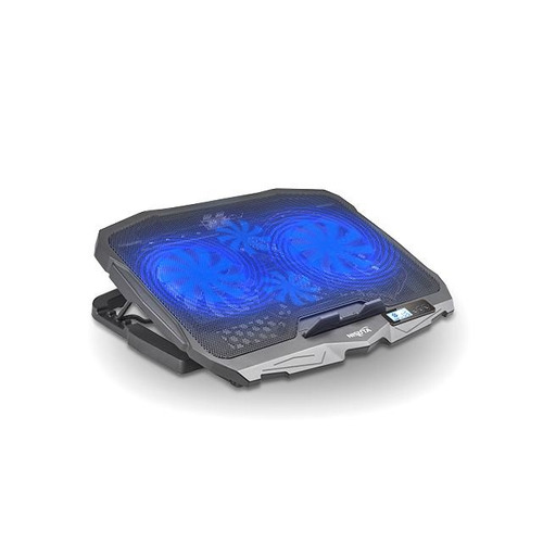 base para notebook hasta 17  nisuta ns-cn93 con 4 coolers