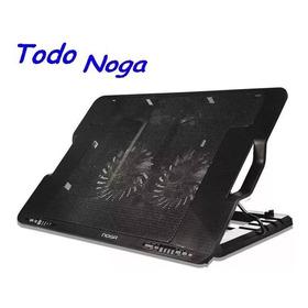 Base Para Notebook Noga Ng-s530 Con 2 Coolers 7 A 19  X5pc