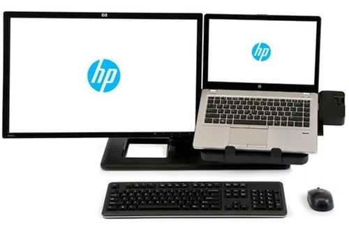 base para notebook y monitor hp / help computers