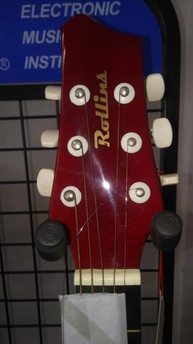 base para pared acanalada para guindar guitarras original