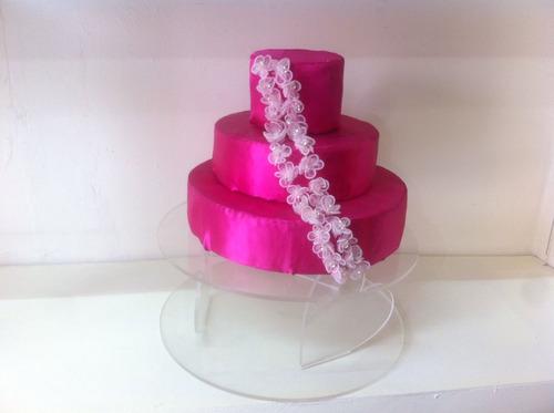 base para pastel