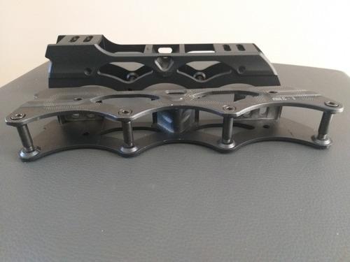 base para patins 80mm
