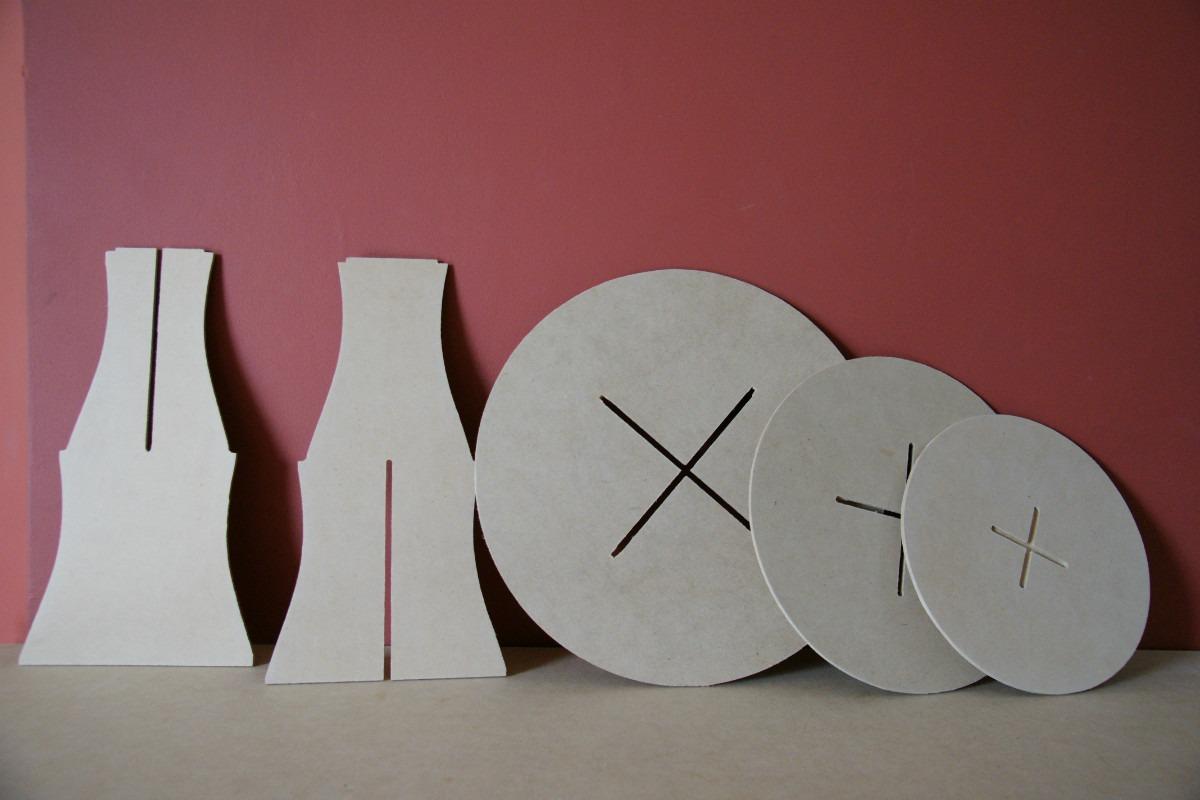 base para ponquesitos cupcakes en mdf crudo bs en mercado libre. Black Bedroom Furniture Sets. Home Design Ideas