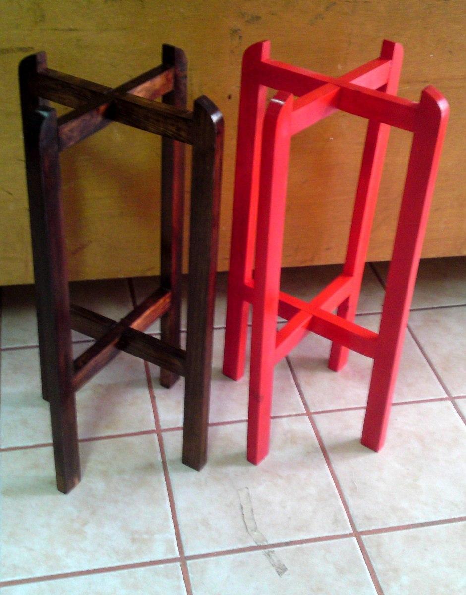 Base para portagarrafon de agua de madera para mesa - Madera para mesa ...