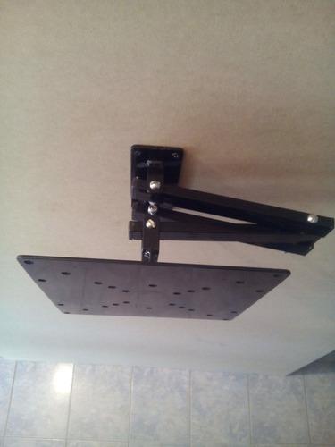 base para tv con brazo extensor lcd/lec 14 a 32 pulgadas